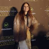 Ana Locking en el estreno de 'Star Wars: El Despertar de la Fuerza' en Madrid