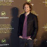 Álvaro de la Lama en el estreno de 'Star Wars: El Despertar de la Fuerza' en Madrid