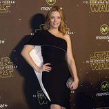 Carolina Bang en el estreno de 'Star Wars: El Despertar de la Fuerza' en Madrid