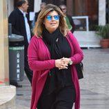 Terelu Campos pasa la Navidad 2015 en Málaga