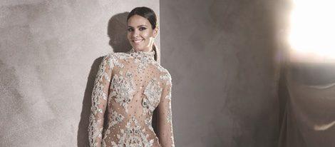 Cristina Pedroche luce el vestido de Pronovias con el que dio las campanadas en Antena 3