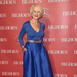 Helen Mirren en el Festival de Palm Springs 2016