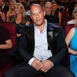 Vin Diesel en los People's Choice Awards 2016