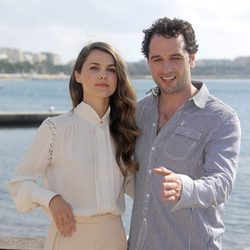 Keri Russel y su compañero en 'The Americans' Matthew Rhys