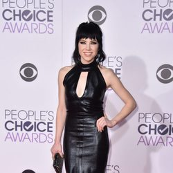 Carly Rae Jepsen en los People's Choice Awards 2016