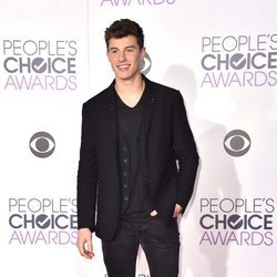 Shawn Mendes en los People's Choice Awards 2016