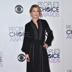 Ellen Pompeo en los People's Choice Awards 2016