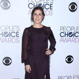 Mayim Bialik en los People's Choice Awards 2016