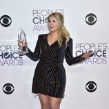 Meghan Trainor en los People's Choice Awards 2016