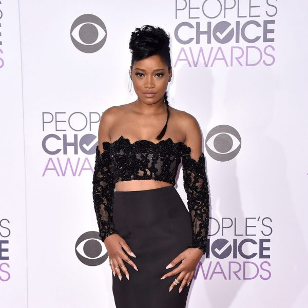 Keke Palmer en los People's Choice Awards 2016 - Invitados ...
