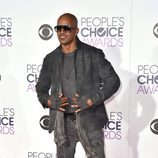 Shemar Moore en los People's Choice Awards 2016