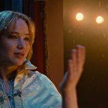 Jennifer Lawrence en un fotograma de 'Joy'