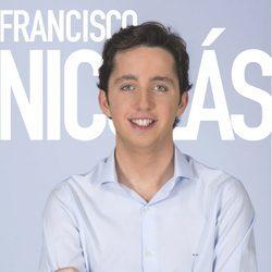 Francisco Nicolás en la fotografía oficial de 'Gran Hermano VIP 4'