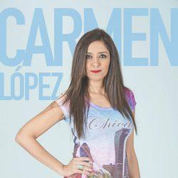 Carmen López en la fotografía oficial de 'Gran Hermano VIP 4'