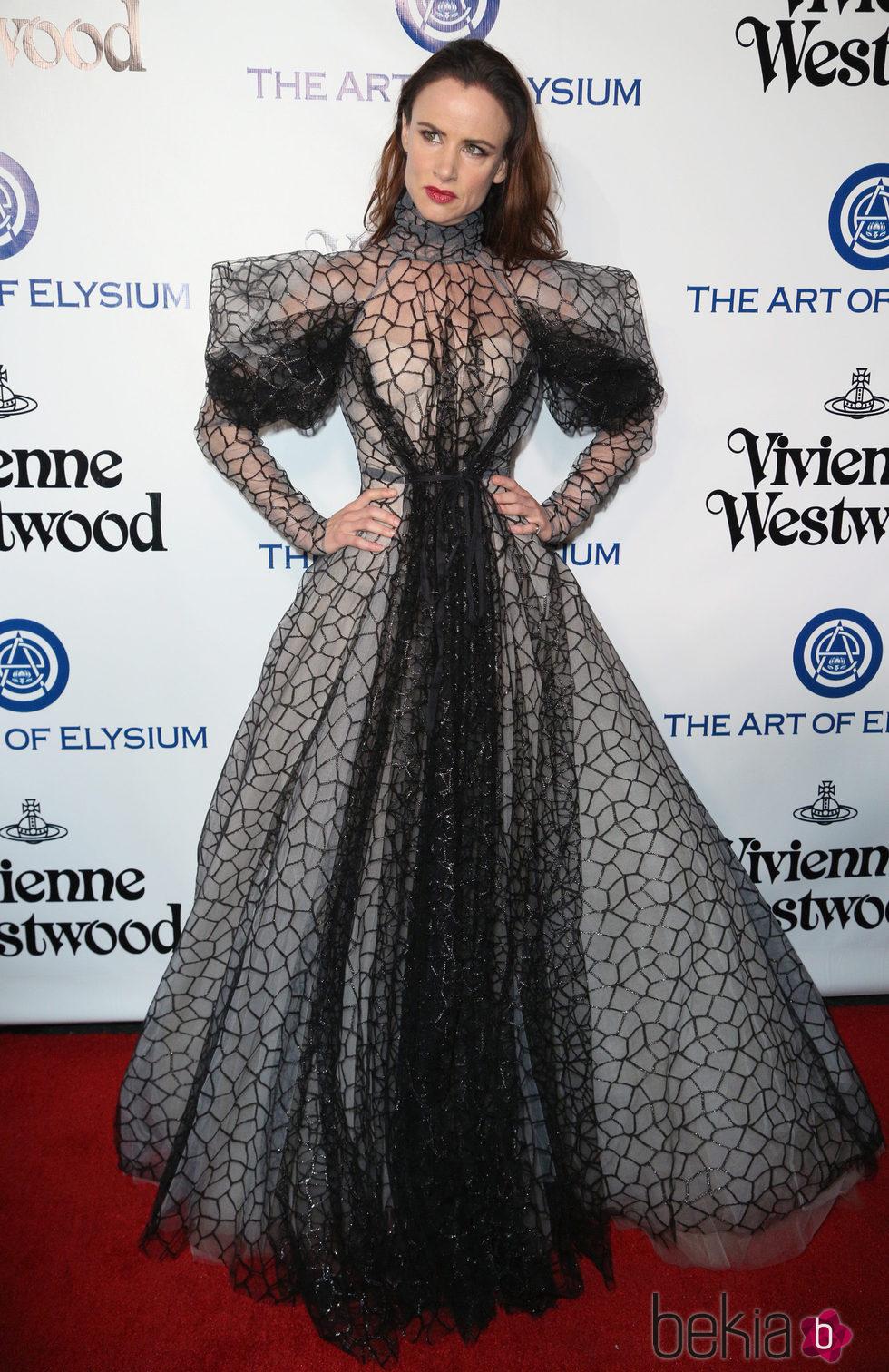 Juliette Lewis en la Gala Heaven 2016