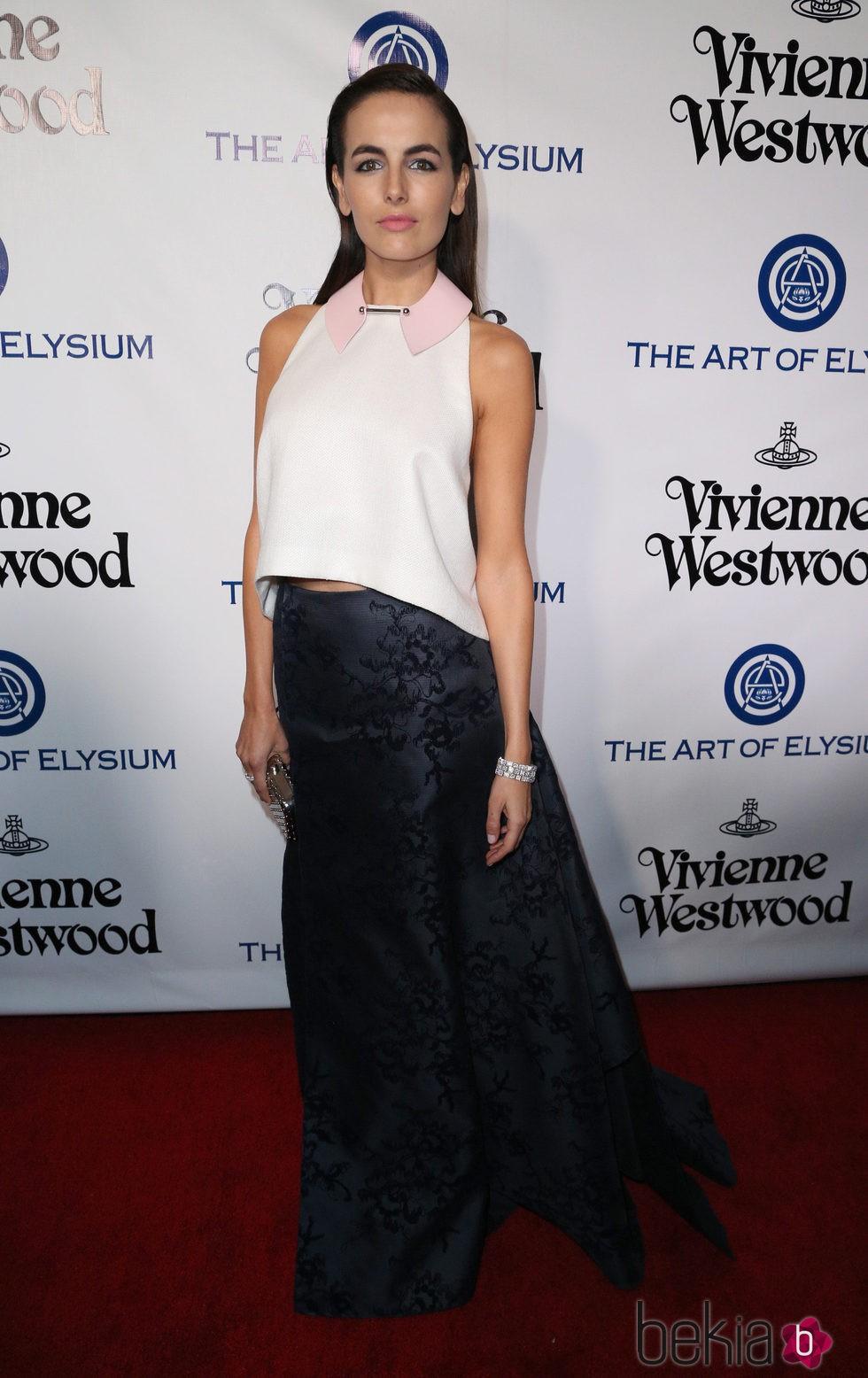 Camilla Belle en la Gala Heaven 2016