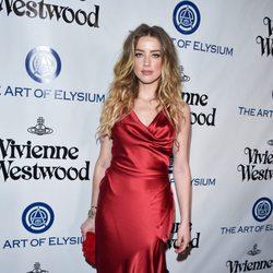 Amber Heard en la Gala Heaven 2016