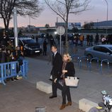 La Infanta Cristina e Iñaki Urdangarín llegan a la primera jornada del juicio por el 'Caso Nóos'