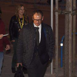 Mario Pascual Vives en el inicio del juicio por el Caso Nóos