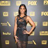 Kelly Rowland en la fiesta de FOX tras los Globos de Oro 2016
