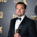 Leonardo DiCaprio en la fiesta de FOX tras los Globos de Oro 2016