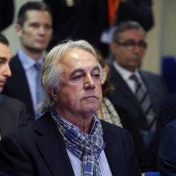Juan Carlos Alía Pino en el banquillo de los acusados por el Caso Nóos