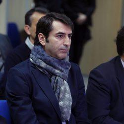 Gonzalo Bernal García en el banquillo de los acusados por el Caso Nóos