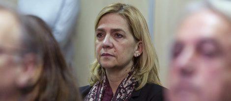 La Infanta Cristina en el banquillo de los acusados por el Caso Nóos