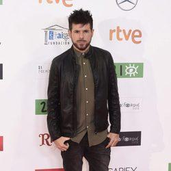 Pablo López en los Premios José María Forqué 2016