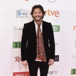 Manuel Carrasco en los Premios José María Forqué 2016