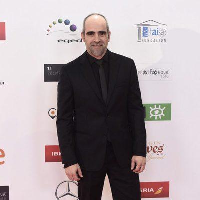 Luis Tosar en los Premios José María Forqué 2016