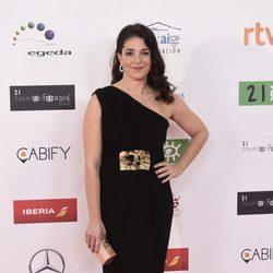 Nora Navas en los Premios José María Forqué 2016