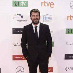 Arturo Valls en los Premios José María Forqué 2016