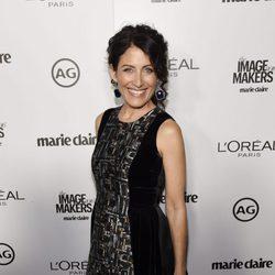 Lisa Edelstein en los Premios Marie Claire 2016 en Los Angeles