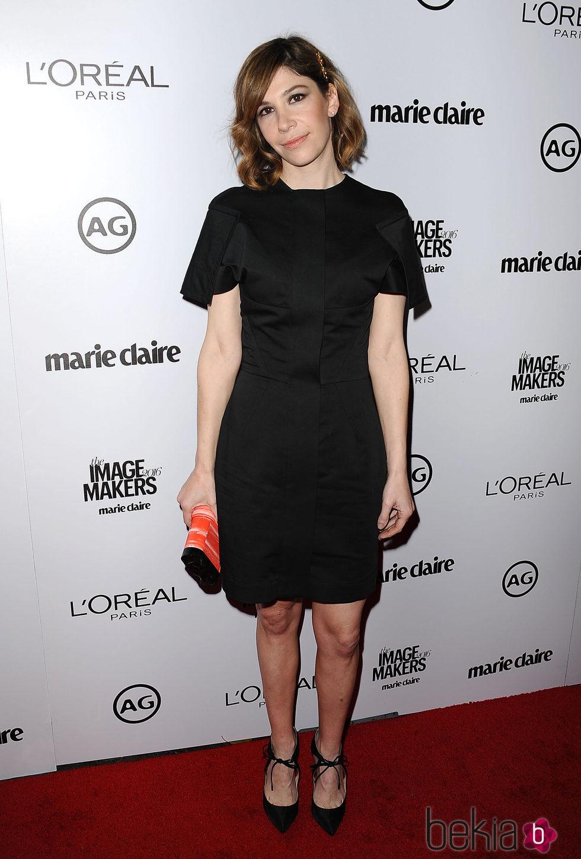 Carrie Brownstein en los Premios Marie Claire 2016 en Los Angeles