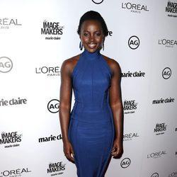 Lupita Nyong'o en los Premios Marie Claire 2016 en Los Angeles