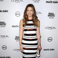 Jessica Biel en los Premios Marie Claire 2016 en Los Angeles