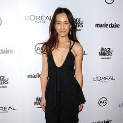 Maggie Q en los Premios Marie Claire 2016 en Los Angeles