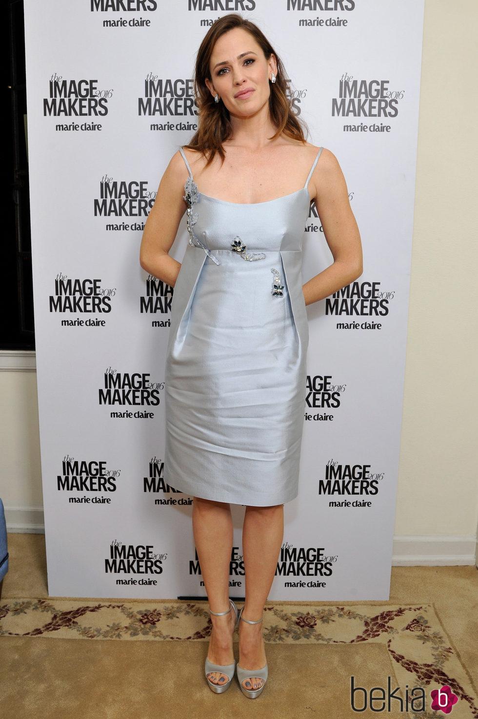 Jennifer Garner en los Premios Marie Claire 2016 en Los Angeles