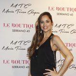 Lorena Van Heerde luce embarazo en la presentación de la colección de zapatos de María Teresa Campos