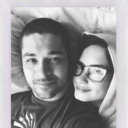 Demi Lovato y Wilmer Valderrama celebran su sexto aniversario