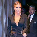 Khloe Kardashian presume de envidiable figura en su llegada a Nueva York