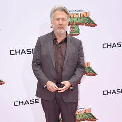 Dustin Hoffman en el estreno de 'Kung Fu Panda 3'