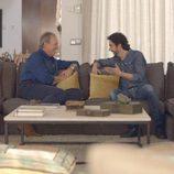 Bertín Osborne entrevista a Paco León 'En la tuya o en la mía'