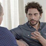 Paco León habla con Bertín Osborne en 'En la tuya o en la mía'