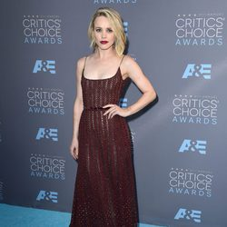 Rachel McAdams en en los Critics' Choice Awards 2016