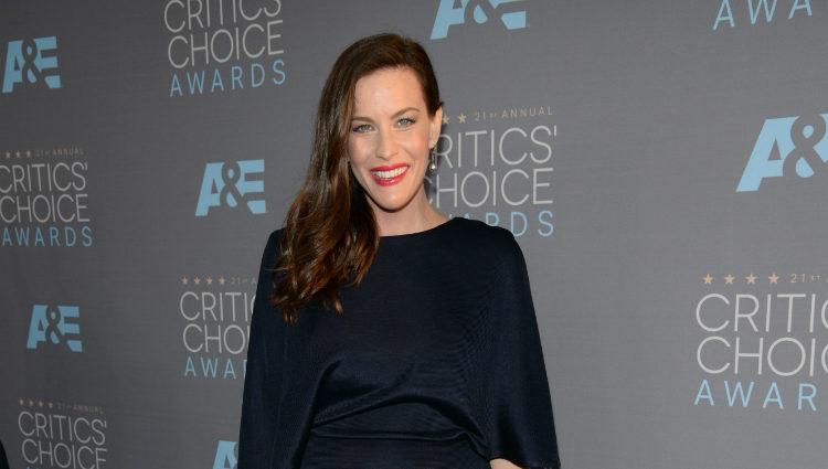 Liv Tyler en los Critics' Choice Awards 2016