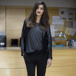 Olivia Molina en la presentación de la segunda temporada de 'Bajo sospecha'