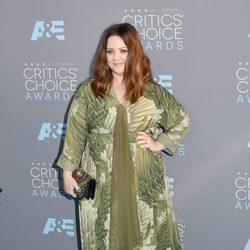Melissa McCarthy en los Critics' Choice Awards 2016