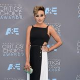 Raychel Diane en los Critics' Choice Awards 2016